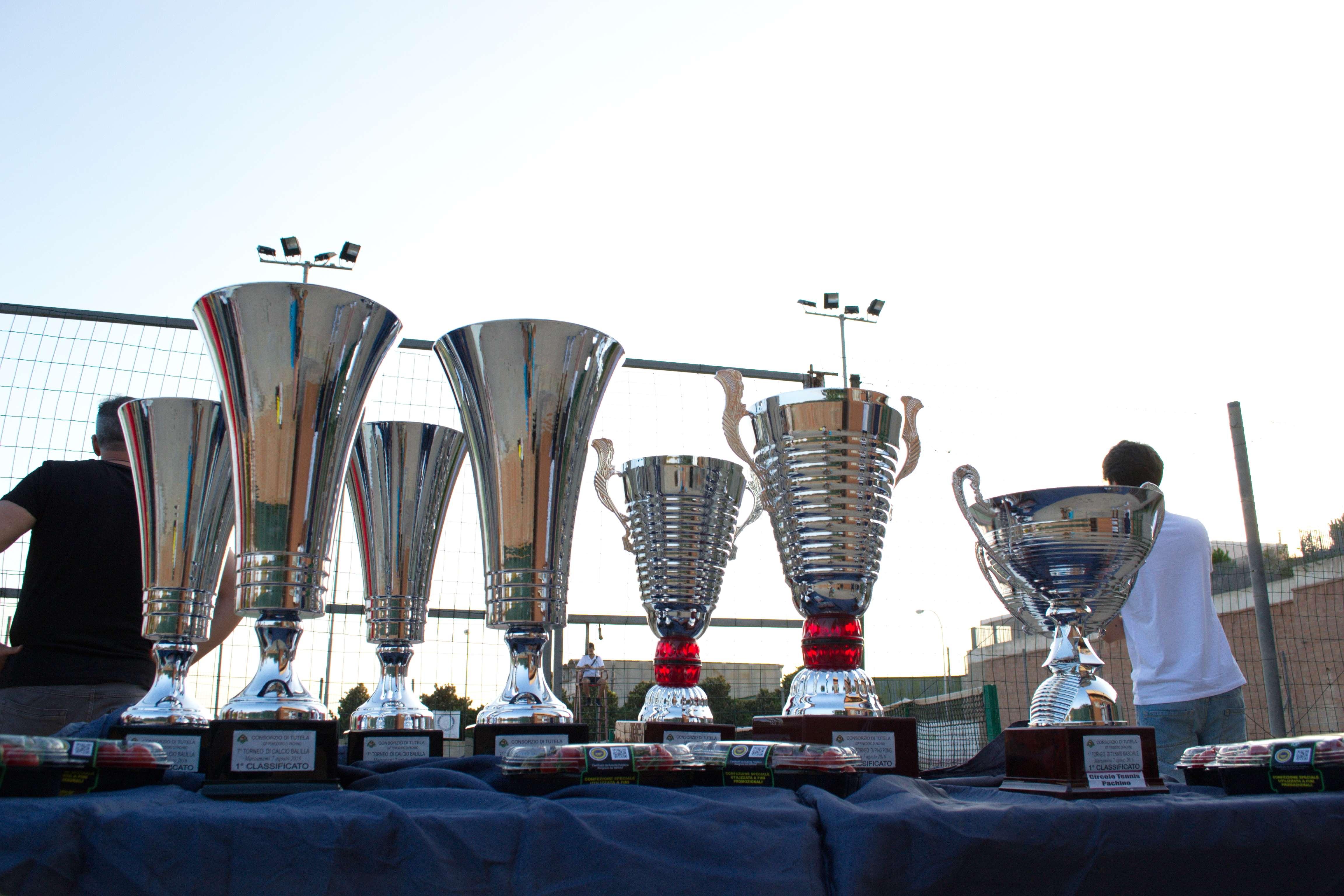 II Torneo di Tennis POMODORO IGP DI PACHINO: Di Mauro e Scieri i due finalisti