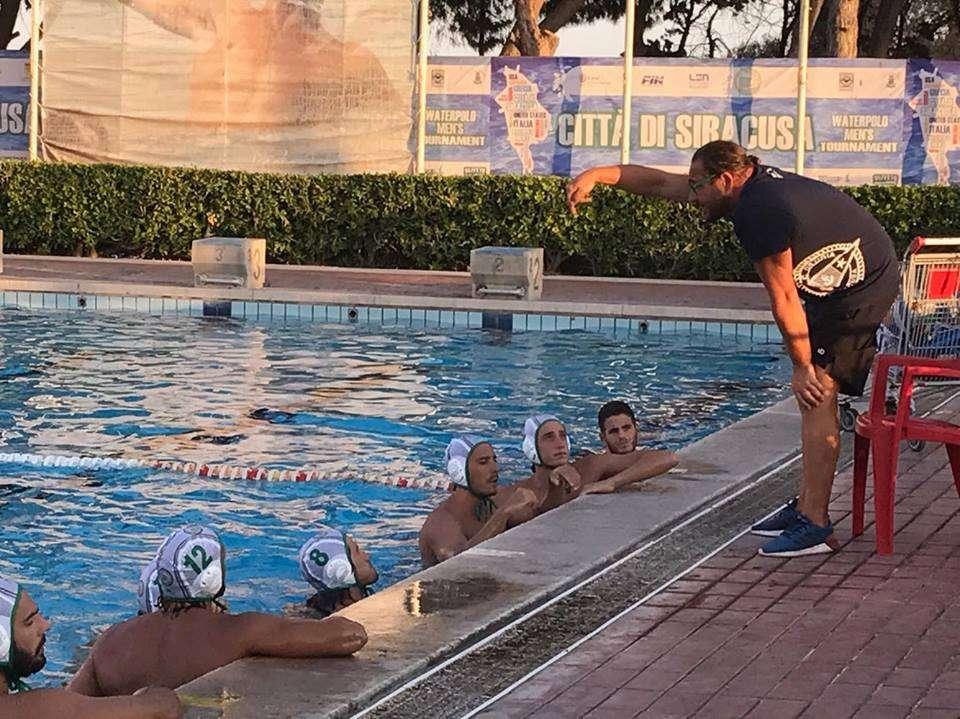 Pallanuoto A1, l'Ortigia prepara il debutto in Coppa Italia