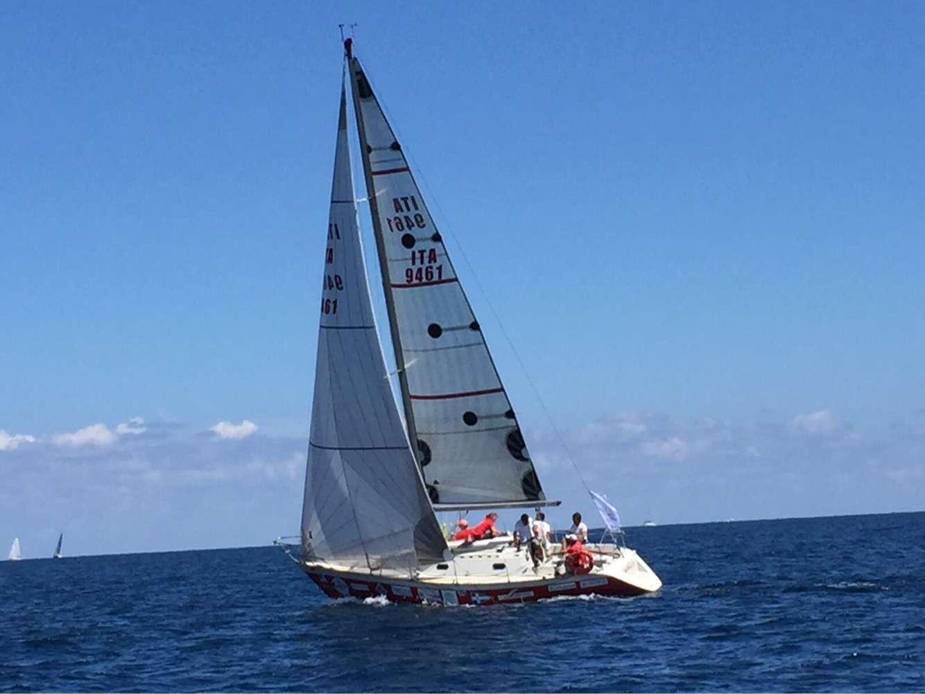 "Vela, Ortigia Sailing Cup 2017: Vincono ""Joshua II"" e ""Dreamer Tech"""