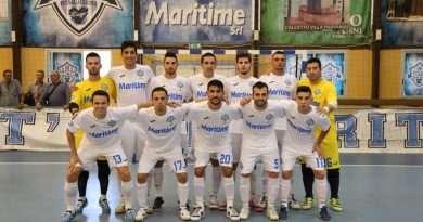 Calcio a 5, esordio da dieci e lode per il Maritime contro il Virtus Noicattaro