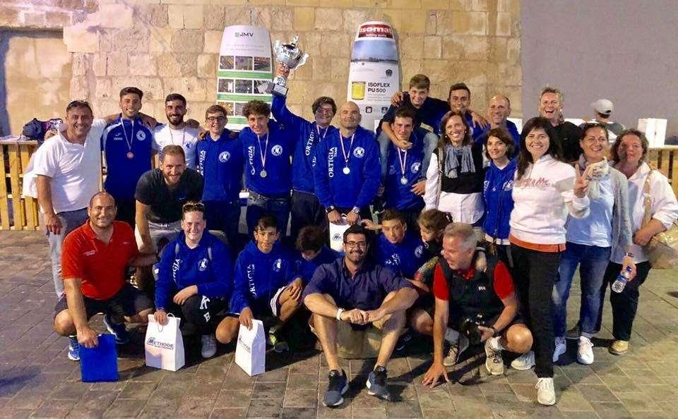 Malta, la Canoa Polo Ortigia vince il Trofeo Internazionale di Cospicua
