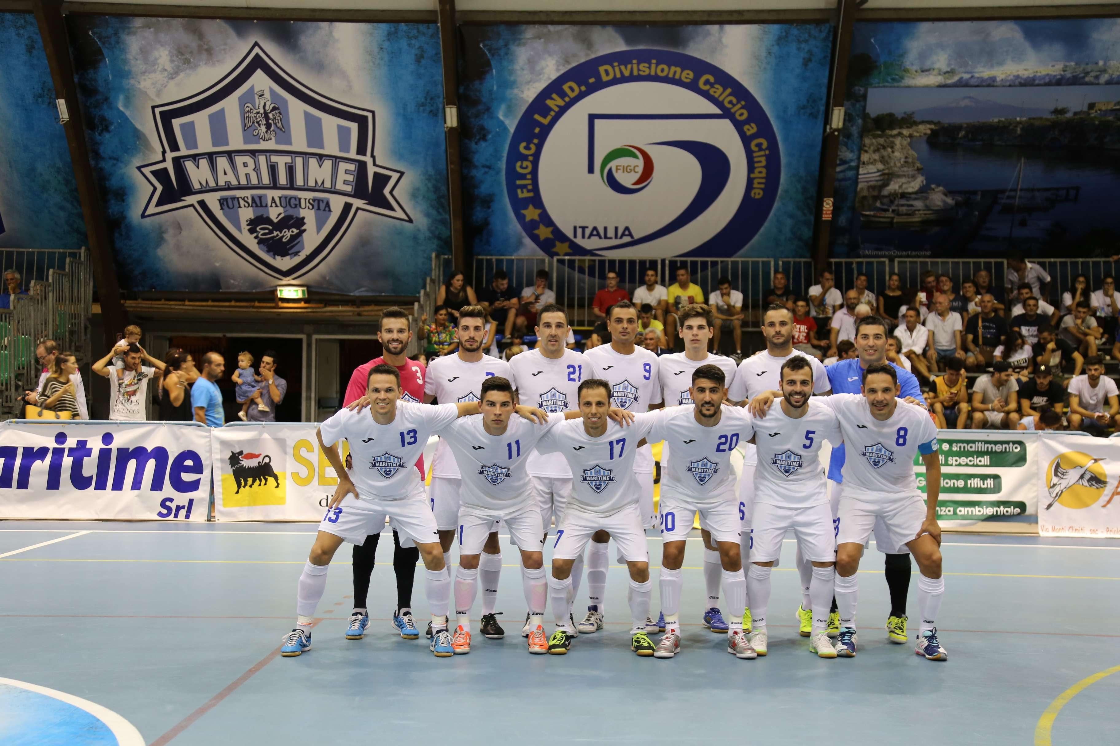 Calcio a 5, Maritime pronto per l'esordio in A2. Parla Miki, Braga e Mancuso: ecco i dettagli