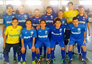 Calcio a 5 Under 19, la Maritime batte al PalaJonio il Siac