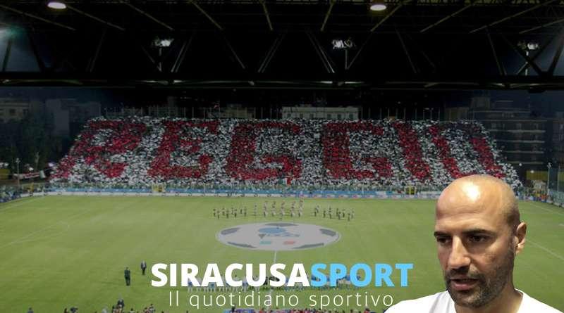"""Calcio, oggi Reggina-Siracusa. Mister Bianco: """"Faremo una grandissima partita"""""""