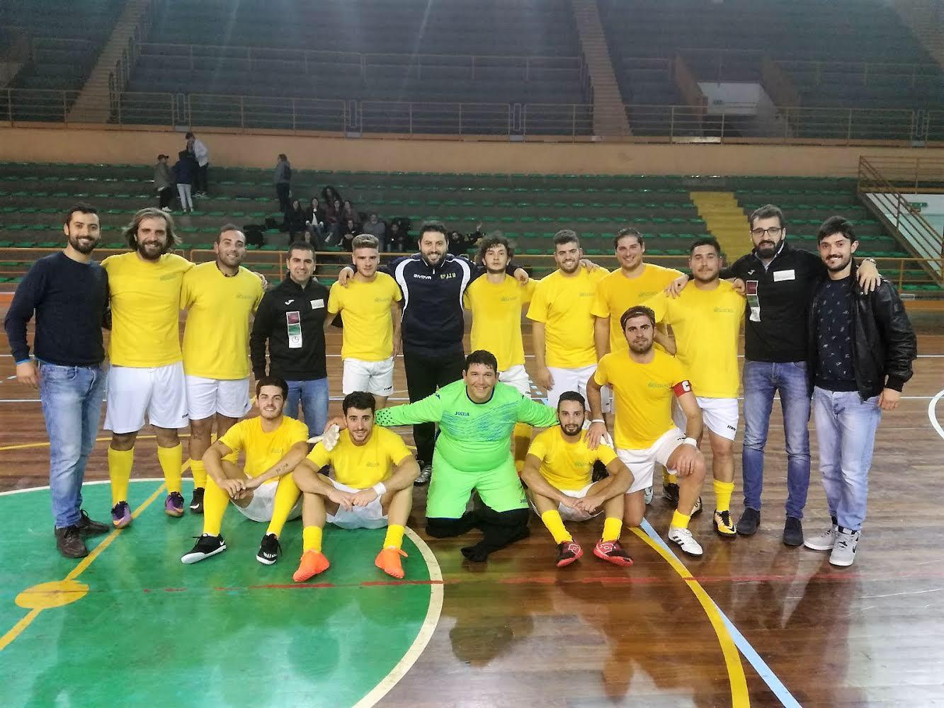Calcio a 5 serie D: per il Real Palazzolo oggi la prima di campionato