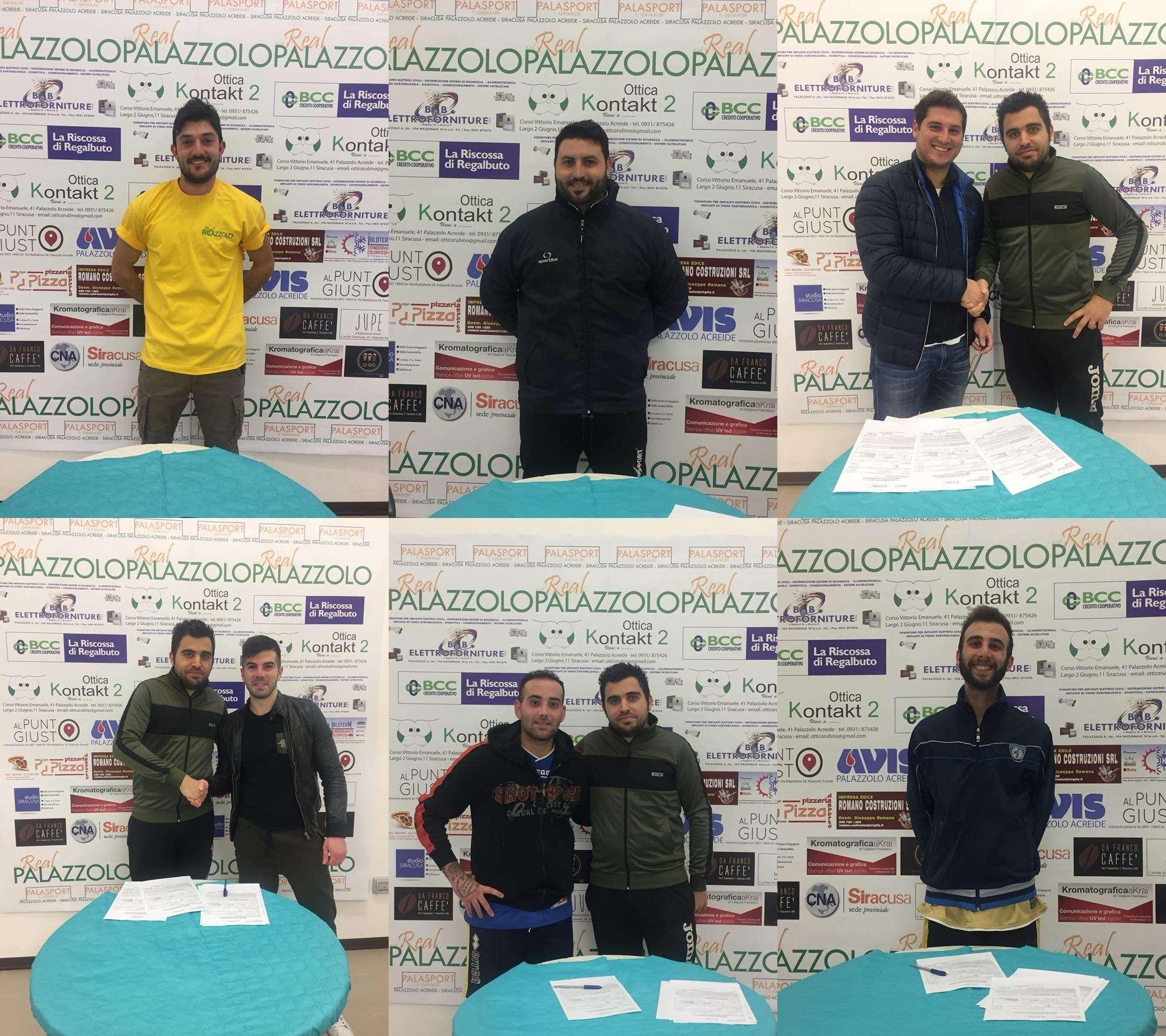 Calcio a 5, tutto pronto per il debutto del Real Palazzolo contro la Jano Trombatore