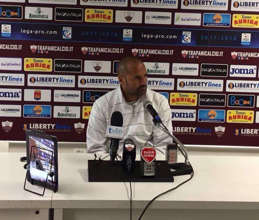 """Calcio Coppa Italia serie C, il Siracusa perde ai rigori in casa del Trapani. mister Bianco """"soddisfatto"""""""