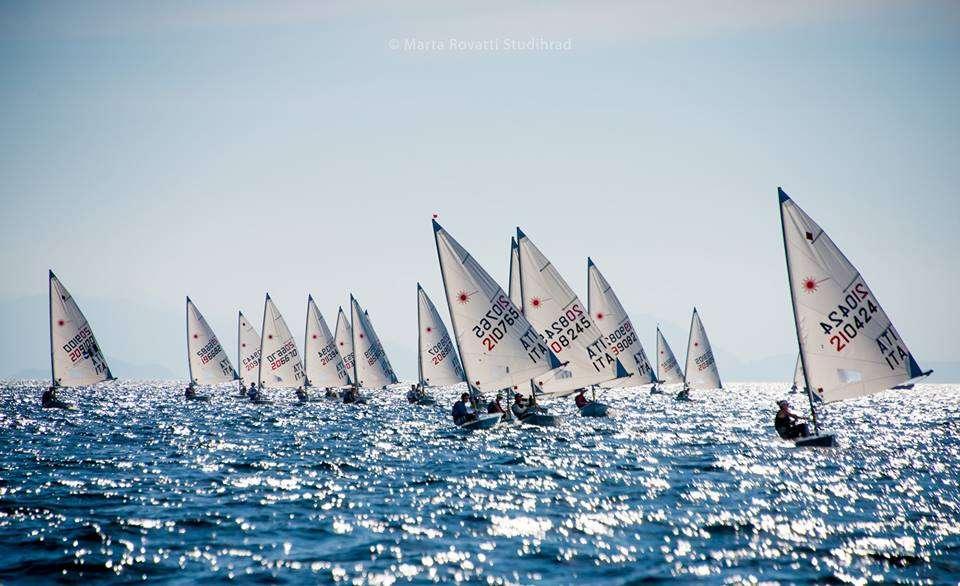 Vela, al via domani al Porto Turistico Marina di Ragusa la Coppa Italia Laser