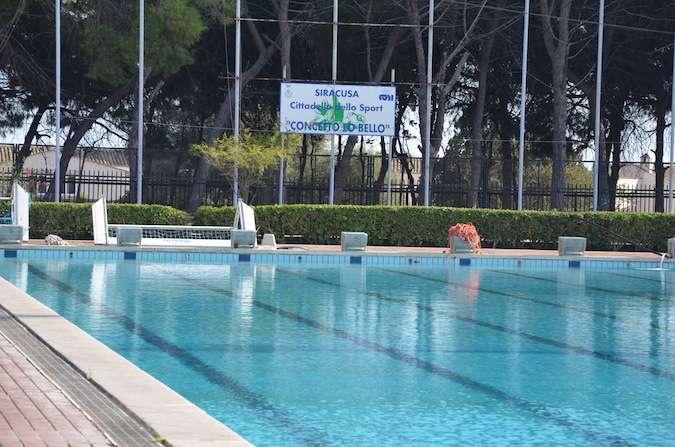 Siracusa, riapre la vasca olimpionica della Cittadella dello sport
