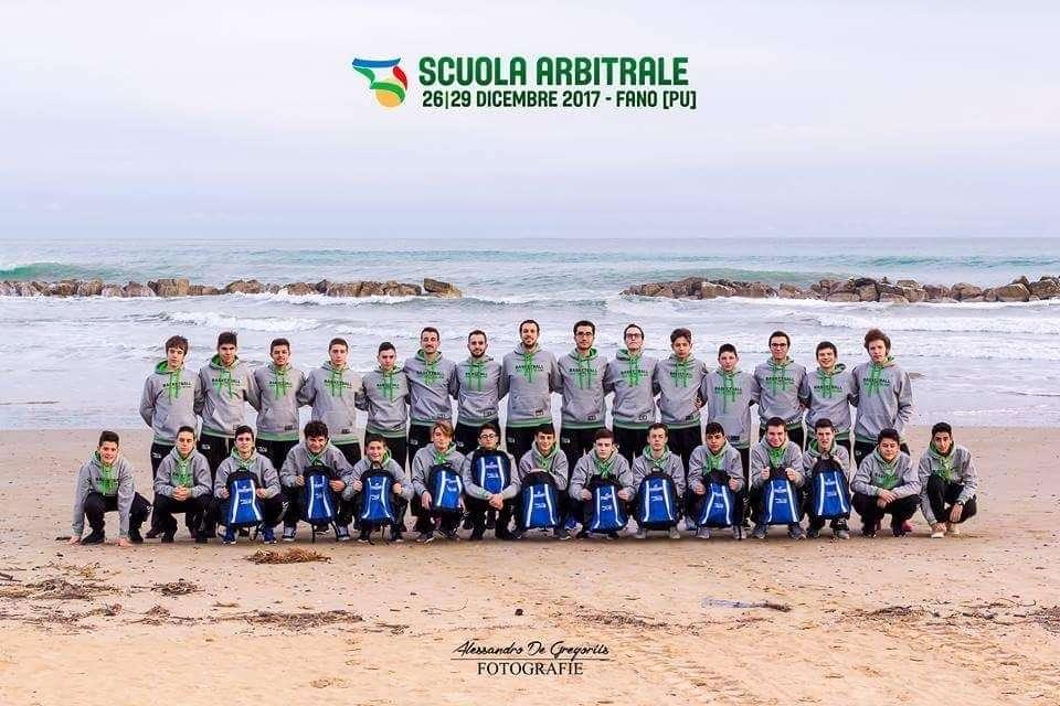 Augusta, Basket. Giovane arbitro augustano rappresenta la Sicilia alla Scuola Nazionale.