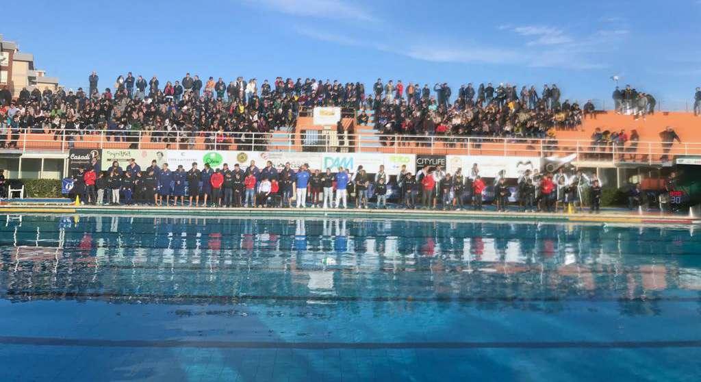 Pallanuoto A1, Il derby Siracusa-Catania si chiude in parità. Ecco i commenti dei due tecnici