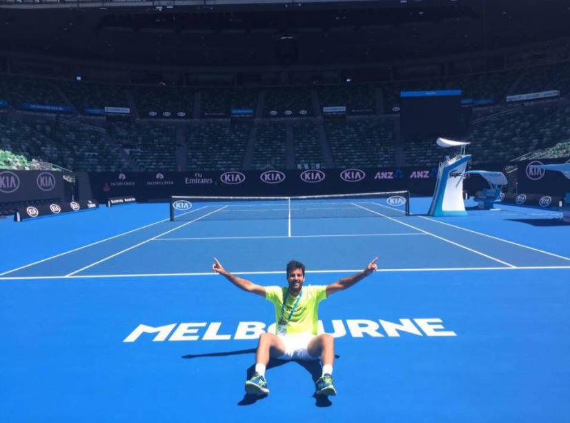 """Tennis, Salvatore Caruso: """"Pochissimo tempo per metabolizzare, ma sono sorpreso di me stesso"""""""