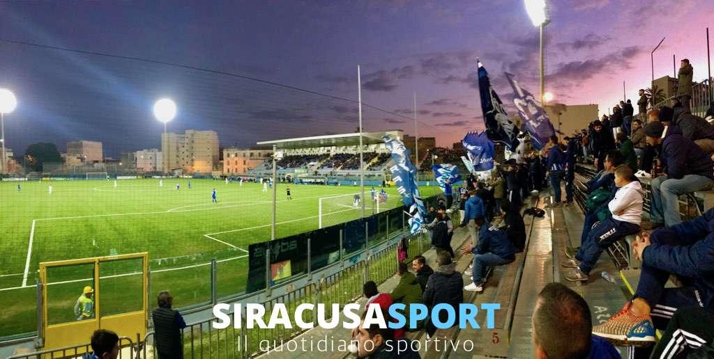 Calcio, serie C. il Siracusa torna a vincere in casa, spazzato via il Fondi