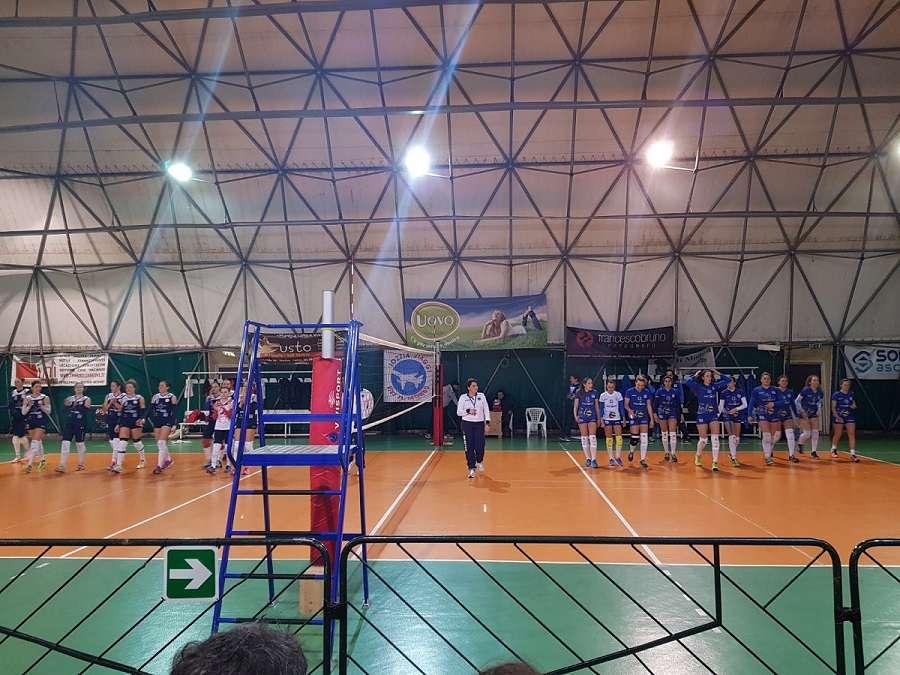 Pallavolo, amara sconfitta nella prima di ritorno per l'Holimpia Paomar Siracusa