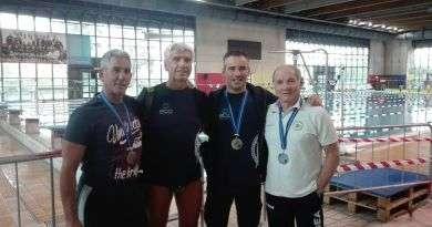 Siracusa Nuoto Master, bottino ricco per il Circolo Canottieri Ortigia