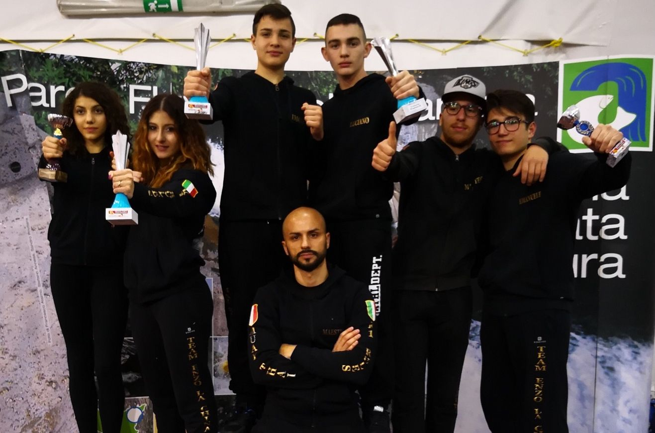 Siracusa Fight1, il team aretuseo di Enzo La China fa bottino ai campionati regionali