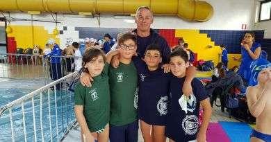 Nuoto, riscontri positivi dal campionato regionale Esordienti B per il C.C. Ortigia