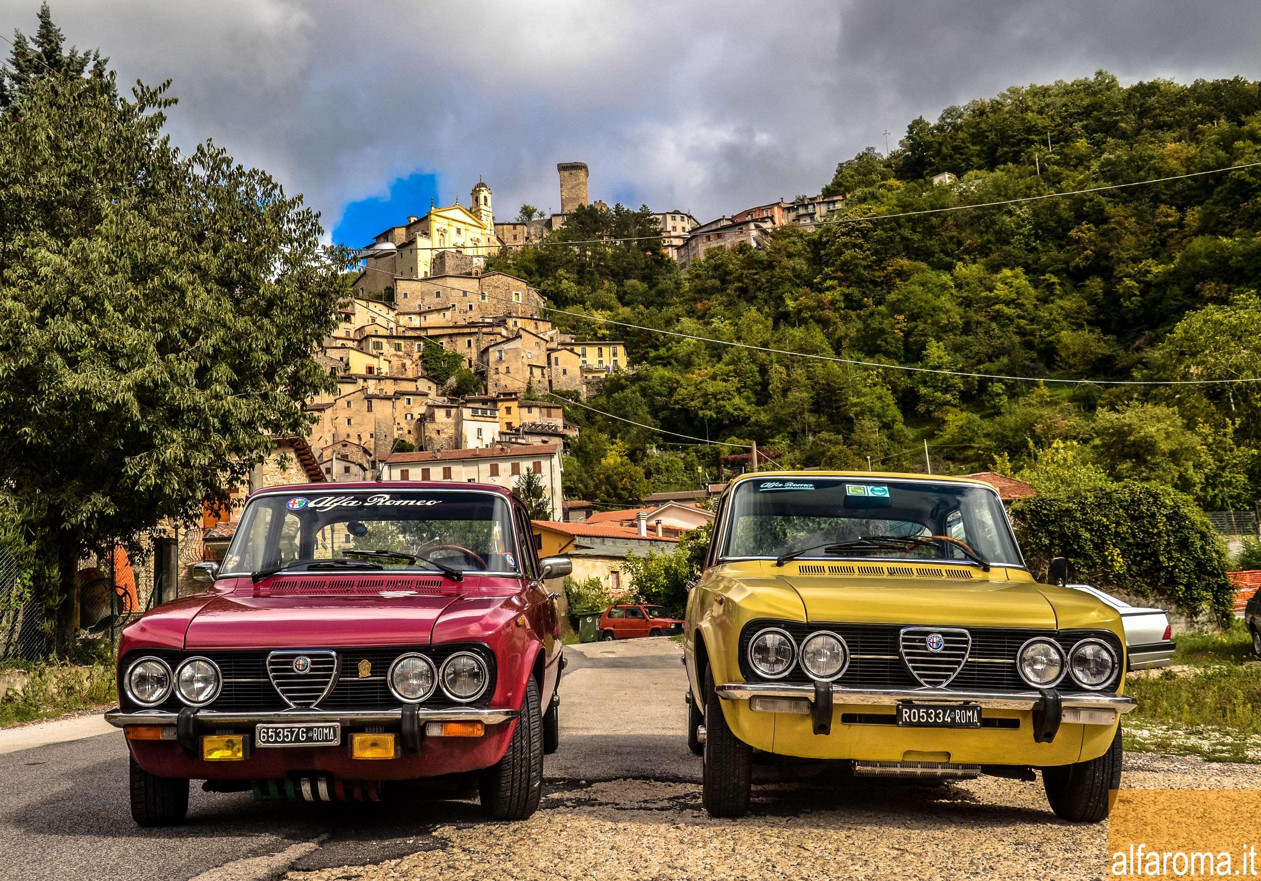 """Automobilismo, domenica a Modica il """"36° Raduno Alfa Romeo"""""""
