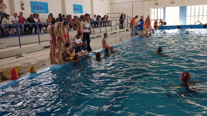 Pallanuoto, l'Under 13 dell'Aquatic Club Siracusa ha sconfitto la Sikelia Waterpolo
