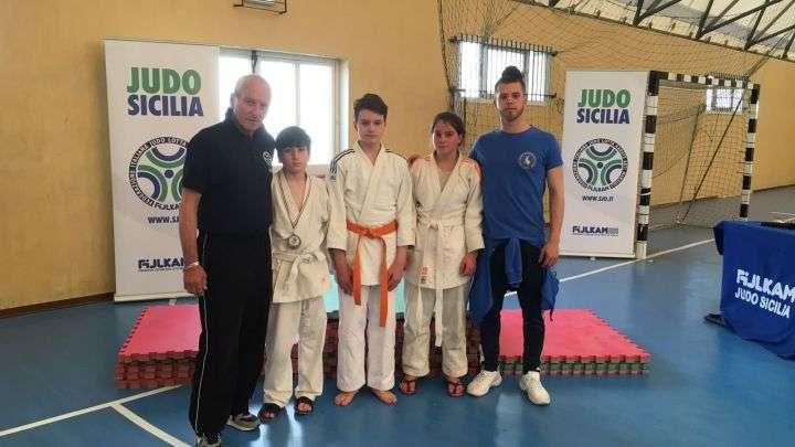 Judo, ricco bottino per il Centro Sportivo Siracusano alla Coppa Sicilia di Scicli