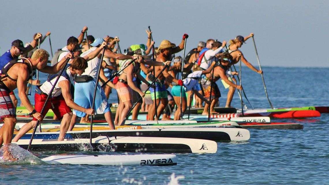 Siracusa, ORTIGIA SUP RACE: una sfida a colpi di pagaia nella splendida Sicilia